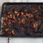 絶品鹿肉の香草石窯オーブン焼