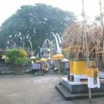 ウブドの神社